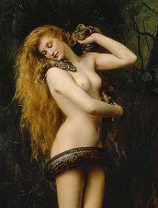 275px-Lilith_John_Collier_painting